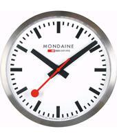 Mondaine Wall-Clock-25-cm A990.CLOCK.16SBB - 2011 Spring Summer Collection