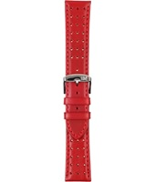 Morellato U3971-rugby-strap-22mm-red U3459237083CR22 -