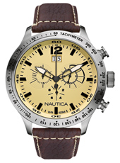 Nautica BFD-101-XL-Chrono A19564G - 2012 Spring Summer Collection