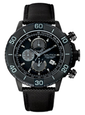 Nautica NST-500-Black A20062G - 2012 Fall Winter Collection