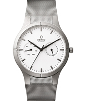 Obaku V100G-DayDate-Milanese V100GCIMC - 2011 Spring Summer Collection