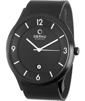 Obaku V132-Extra-Large-Gents V132XBBMB - 2012 Fall Winter Collection
