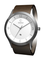 Obaku V132-Extra-Large-Gents V132XCIRN - 2011 Spring Summer Collection