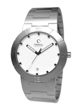 Obaku V140G-White V140GCISC - 2011 Fall Winter Collection