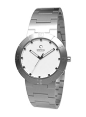 Obaku V140L-Titanium-White V140LCISC - 2011 Fall Winter Collection