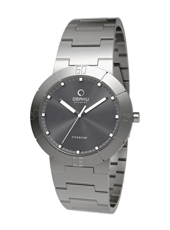 Obaku V140L-Titanium-Grey V140LTJST - 2011 Fall Winter Collection