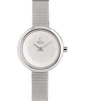Obaku V146L-Silver-Milanese V146LCIMC - 2012 Fall Winter Collection