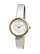 Obaku V146L-Gold-White V146LGIRW - 2012 Spring Summer Collection