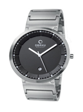 Obaku V147G-Black V147GCBSC - 2012 Fall Winter Collection