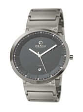 Obaku V147G-Titanium V147GTJST - 2012 Fall Winter Collection
