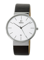 Obaku V153G-White V153GCIRB - 2012 Spring Summer Collection