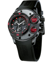 Offshore Limited Commando-Black-&-Red OFF003B -