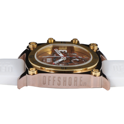 Offshore Limited Z-Drive-Lady-Choclat-&-Gold OFF011A - 2012 Spring Summer Collection