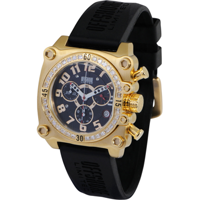 Offshore Limited Z-Drive-Lady-Prestige-Gold-CZ OFF011PRS - 2012 Spring Summer Collection
