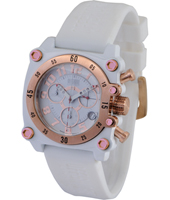 Offshore Limited Z-Drive-Lady-White-&-Rose-Gold OFF011C - 2012 Fall Winter Collection