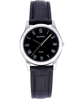 OL26DSL042  30mm Black Ladies Watch with Sapphire Crystal