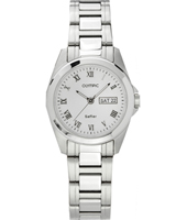OL26DSS110  27mm Silver Ladies Watch with Sapphire Crystal