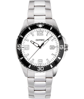 OL26HSS275  42.50mm Steel Diver Watch with Date