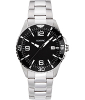 OL26HSS276  42.50mm Steel Diver Watch with Date