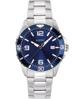 OL26HSS277  42.50mm Steel Diver Watch with Date