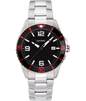 OL26HSS278  42.50mm Steel Diver Watch with Date