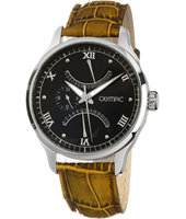 42mm Gents Watch with Retrograde Date