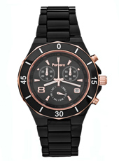 Parrera Chrono-40-Black-Gold PA1332 -