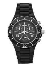 Parrera Chrono-40-Black-Silver PA1322 - 2012 Spring Summer Collection