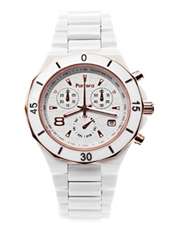 Parrera Chrono-40-White-Gold PA1331 -  