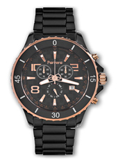 Parrera Chrono-44-Black-Gold PA1432 -