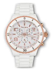 Parrera Chrono-44-White-Gold PA1431 -