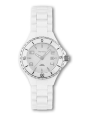 Parrera Watch-30-White-Silver PA1111 -  
