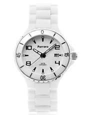 Parrera Watch-40-White PA1211 - 2012 Spring Summer Collection