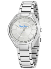 R2353101502 Alice 38mm Silver Ladies Watch With Steel Bracelet