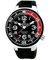 Poseidon Medium-Black-Red-Black PO00274 - 2011 Fall Winter Collection
