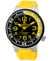 Poseidon Medium-Black-Yellow PO00276 -