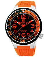 Poseidon Medium-Black-Orange PO00277 - 2011 Fall Winter Collection