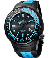 Scuba Pro  53mm Black & Blue diver