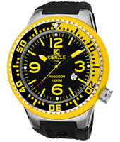 Poseidon X-Large-Black-Yellow PO00253 -