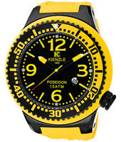 Poseidon X-Large-Black-Yellow PO00258 -