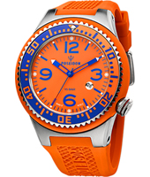 Poseidon X-Large-Orange-Blue-Orange PO00263 - 2011 Fall Winter Collection