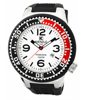Poseidon X-Large-White-Black-silicone PO00247 - 2011 Spring Summer Collection