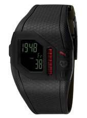 Puma Cardiac-Plus-Black PU910391001 - 2010 Fall Winter Collection