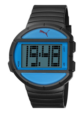 Puma Half-Time-L-Black-Blue PU910891001 -