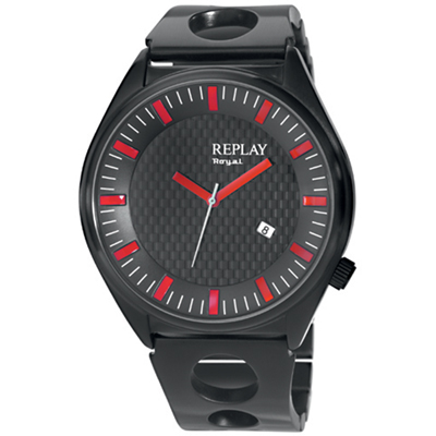 Replay Dutch-Black RM7303NH - 2011 Spring Summer Collection