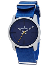 Cambridge Nato  Blue Steel Watch with NATO Strap