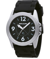 Radar  Black & Steel Sport Fashion Watch