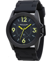 Radar  Black & Lime Sport Fashion Watch