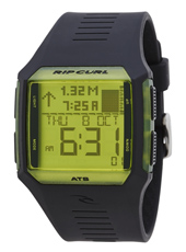 A1119-9369 Rifles 41mm Digital World Tide Chart Watch