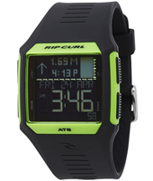 A1124-4515 Rifles Mid 35mm Digital World Tide Chart Watch